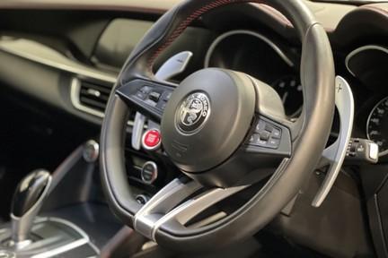"""Alfa Romeo Stelvio V6 BiTurbo Quadrifoglio - Amazing Car, 20"""" Alloys - 510ps 21"""