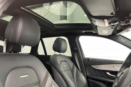 Mercedes-Benz GLC AMG 63 4Matic Premium 8