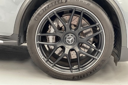 Mercedes-Benz GLC AMG 63 4Matic Premium 9