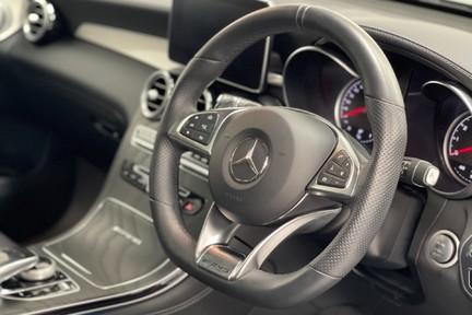 Mercedes-Benz GLC AMG 63 4Matic Premium 6