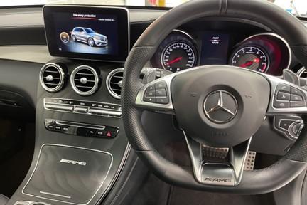 Mercedes-Benz GLC AMG 63 4Matic Premium 20