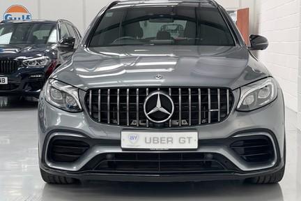 Mercedes-Benz GLC AMG 63 4Matic Premium 7