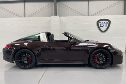 Porsche 911 Targa 4 GTS PDK - Incredible Low Mileage Car with a Great Spec 1