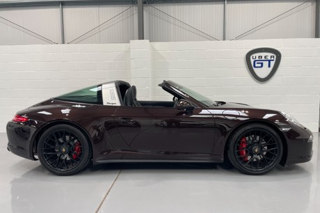 Porsche 911 Targa 4 GTS PDK - Incredible Low Mileage Car with a Great Spec