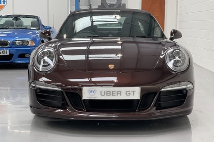 Porsche 911 Targa 4 GTS PDK - Incredible Low Mileage Car with a Great Spec 17