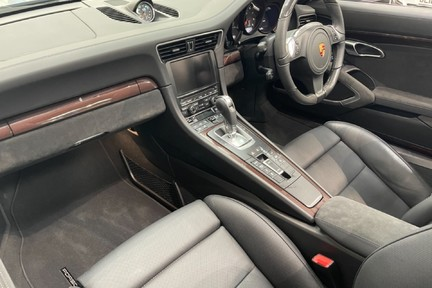 Porsche 911 Targa 4 GTS PDK - Incredible Low Mileage Car with a Great Spec 24