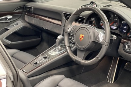 Porsche 911 Targa 4 GTS PDK - Incredible Low Mileage Car with a Great Spec 13
