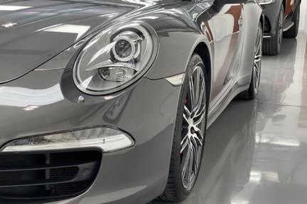 Porsche 911 Carrera 4S PDK with a Huge Spec 9