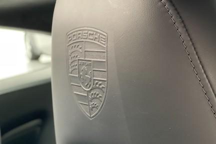 Porsche 911 Carrera 4S PDK with a Huge Spec 20