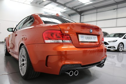BMW 1 Series 1M Coupe - Only 2 Owners and Fabulous Low Mileage 3