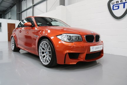 BMW 1 Series 1M Coupe - Only 2 Owners and Fabulous Low Mileage 2
