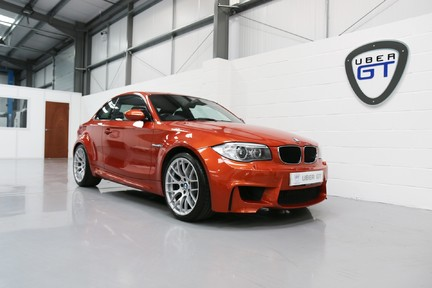 BMW 1 Series 1M Coupe - Only 2 Owners and Fabulous Low Mileage 20