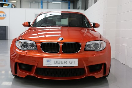 BMW 1 Series 1M Coupe - Only 2 Owners and Fabulous Low Mileage 9