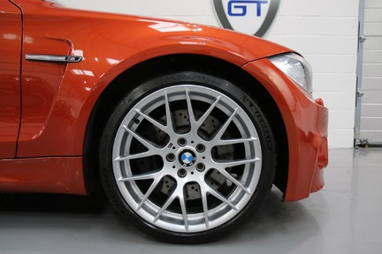 BMW 1 Series 1M Coupe - Only 2 Owners and Fabulous Low Mileage 11