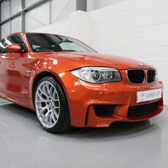 BMW 1 Series 1M Coupe - Only 2 Owners and Fabulous Low Mileage 4