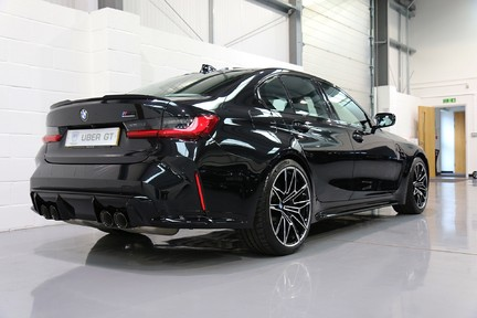 BMW M3 Competition with Comfort and Visibility Pack 5