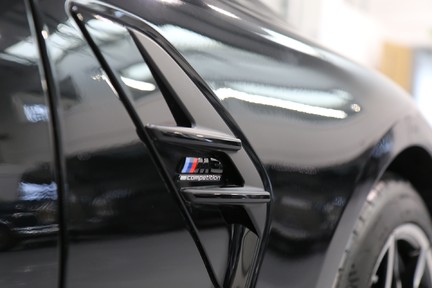BMW M3 Competition with Comfort and Visibility Pack 22