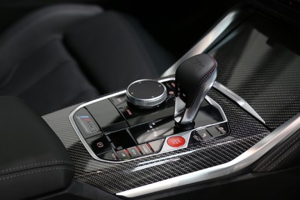BMW M3 Competition with Comfort and Visibility Pack 20