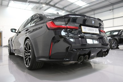 BMW M3 Competition with Comfort and Visibility Pack 3