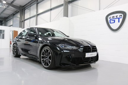BMW M3 Competition with Comfort and Visibility Pack 2