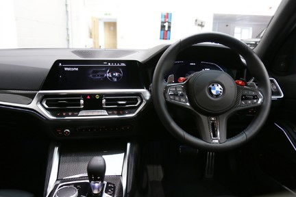 BMW M3 Competition with Comfort and Visibility Pack 10