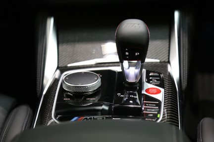 BMW M3 Competition with Comfort and Visibility Pack 36