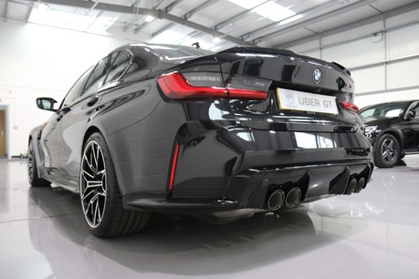 BMW M3 Competition with Comfort and Visibility Pack Service History