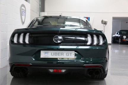 Ford Mustang Bullitt - 1 Owner with Magne-Ride 7