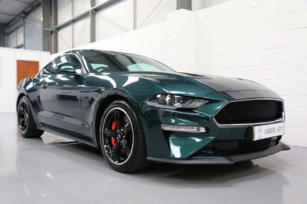 Ford Mustang Bullitt - 1 Owner with Magne-Ride 2