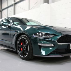Ford Mustang Bullitt - 1 Owner with Magne-Ride 1