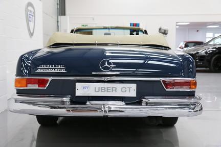 Mercedes-Benz 300 SE - Amazing Rare Classic 9