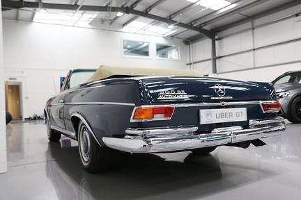 Mercedes-Benz 300 SE - Amazing Rare Classic 3