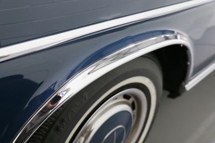 Mercedes-Benz 300 SE - Amazing Rare Classic 29