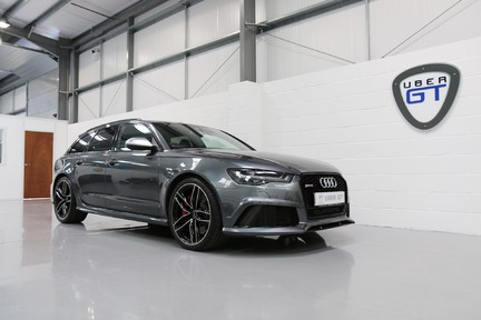 Audi RS6 Avant TFSI V8 Quattro with a Lovely Specification 12