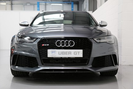 Audi RS6 Avant TFSI V8 Quattro with a Lovely Specification 9