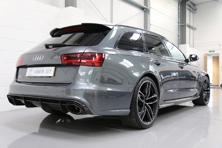 Audi RS6 Avant TFSI V8 Quattro with a Lovely Specification 5