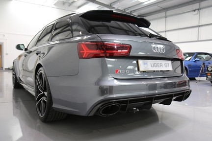 Audi RS6 Avant TFSI V8 Quattro with a Lovely Specification 18