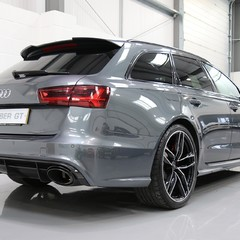 Audi RS6 Avant TFSI V8 Quattro with a Lovely Specification 4