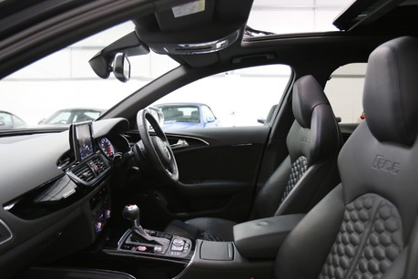 Audi RS6 Avant TFSI V8 Quattro with a Lovely Specification Specification