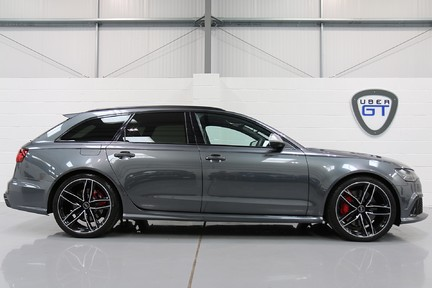 Audi RS6 Avant TFSI V8 Quattro with a Lovely Specification 1