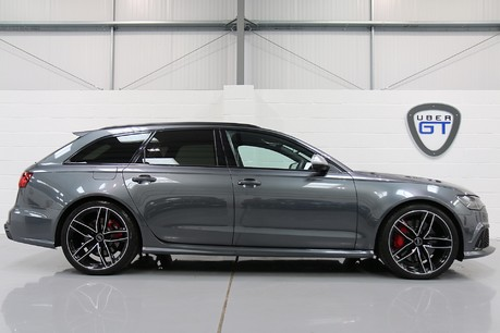 Audi RS6 Avant TFSI V8 Quattro with a Lovely Specification