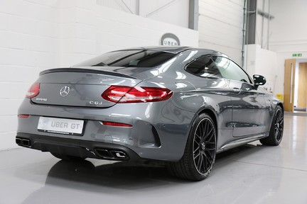 Mercedes-Benz C Class AMG C 63 Premium with Forged Alloys, AMG Exhaust and More 5