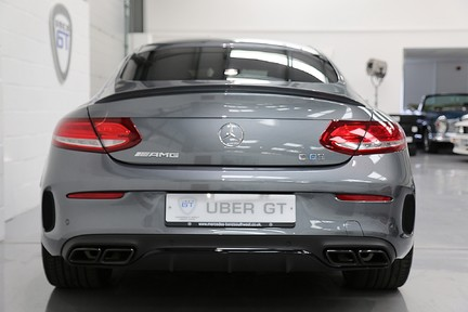 Mercedes-Benz C Class AMG C 63 Premium with Forged Alloys, AMG Exhaust and More 7