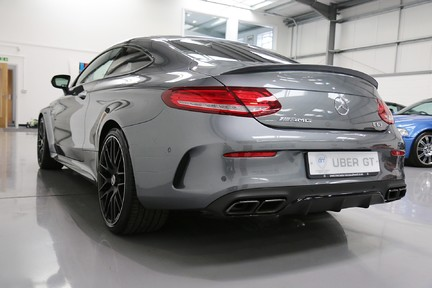 Mercedes-Benz C Class AMG C 63 Premium with Forged Alloys, AMG Exhaust and More 3