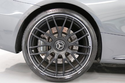 Mercedes-Benz C Class AMG C 63 Premium with Forged Alloys, AMG Exhaust and More 14