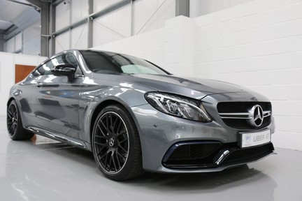 Mercedes-Benz C Class AMG C 63 Premium with Forged Alloys, AMG Exhaust and More 2