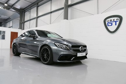 Mercedes-Benz C Class AMG C 63 Premium with Forged Alloys, AMG Exhaust and More 19