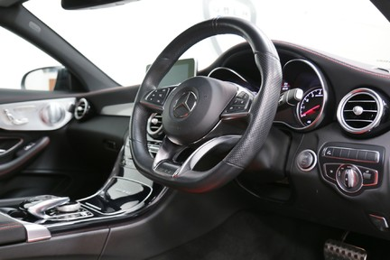 Mercedes-Benz C Class AMG C 63 Premium with Forged Alloys, AMG Exhaust and More 6