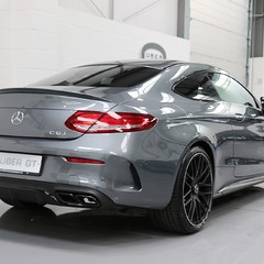 Mercedes-Benz C Class AMG C 63 Premium with Forged Alloys, AMG Exhaust and More 4