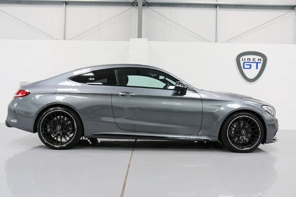 Mercedes-Benz C Class AMG C 63 Premium with Forged Alloys, AMG Exhaust and More 1